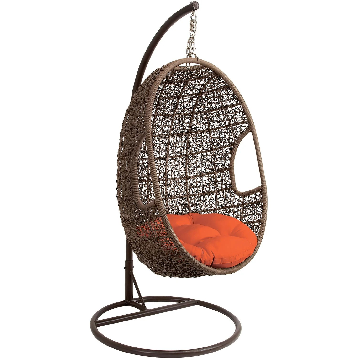 Hanging Egg Chair Outdoor Hanover Outdoor Wicker Rattan Hanging Egg Chair Swing Egg Swing02